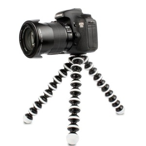 Image 2 - L moyenne grande taille caméra Gorillapod trépieds charge 1.2G 3G monopode Flexible trépied Mini voyage extérieur appareils photo numériques Hoders