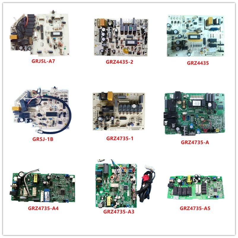 GRJ809-A/A7  GRJ819-A1/A3  GRJ519-A1/A3  GRJ4G-A  GRJ5L-A2/A5/A7  GRZ4435-2 GRZ4435  GR5J-1B  GRZ4735-1/A/A3/A4/A5 Good Working