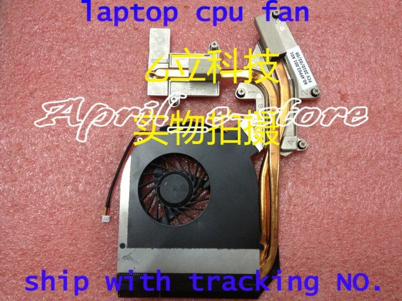NEW for Acer Aspire 7540 7540G cpu fan heatsink 60.4FP02.001 ,free thermal paste ,Free shipping ! ! brand new for sony vpc sa sd sr sb cpu fan with heatsink 300 0101 1831 free shipping
