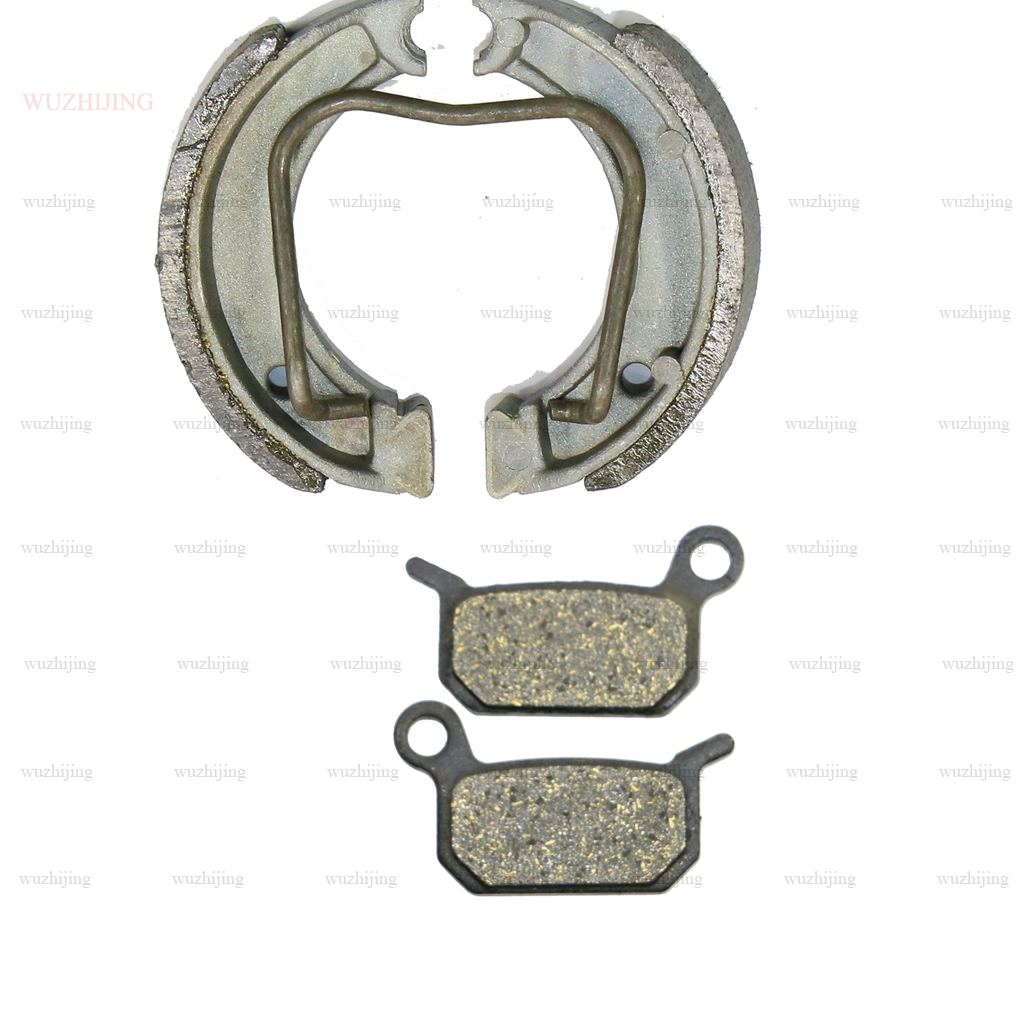 Brake Shoes Front for 2007 KTM 50 Mini Adventure