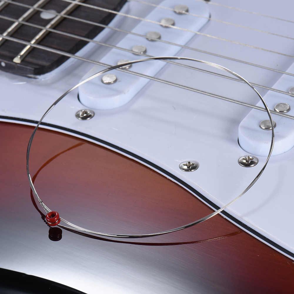 Orphee RX-1 Singolo-String 1 String (. 009) di Ricambio Elettrico Corde Della Chitarra 10 Pezzi