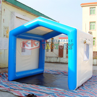Portable Sealed Tent Inflatable Garage Tent For Car Parking