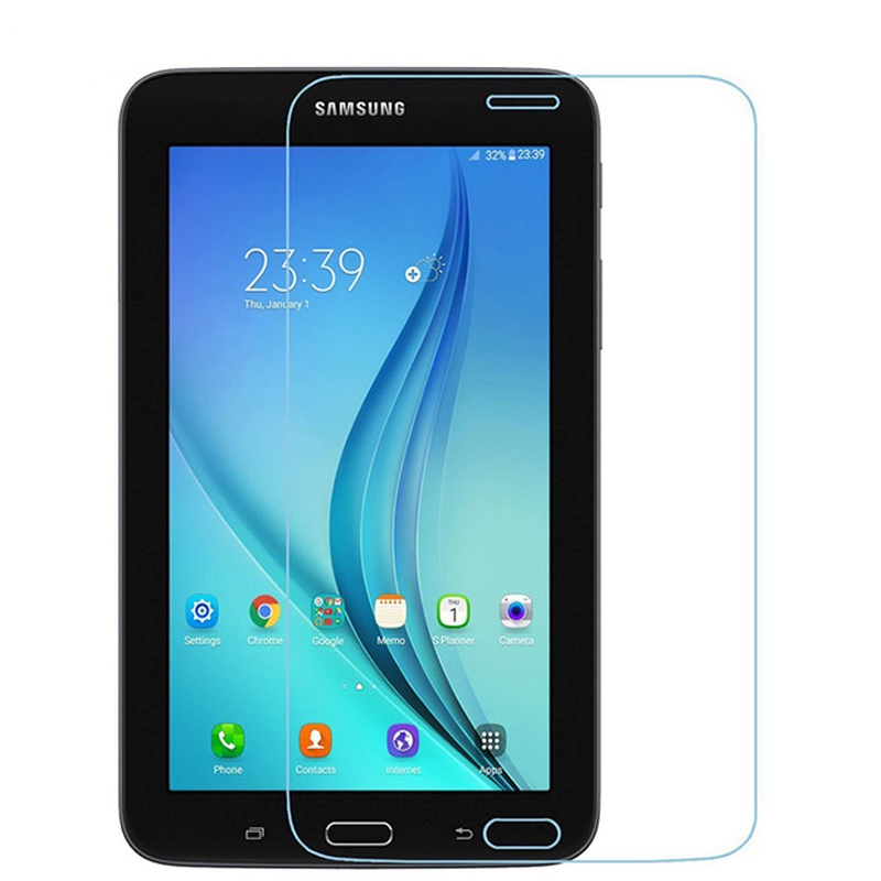 9H Hardness Tempered Glass For Samsung Galaxy Tab 3 Lite 7.0 T110 T111 T113 T116 SM-T110 T113  Screen Protector Glass Film