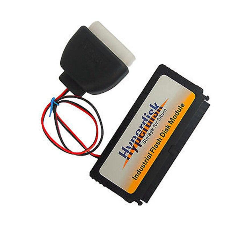 лучшая цена Industrial IDE Flash Memory 40 Pins MLC 64GB/32GB/16GB/8GB/4GB/2GB IDE 40-Pin DOM SSD HyperDisk DOM SSD Disk On Module