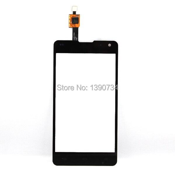 Negro Glass Touch digitalizador de pantalla para el LG Optimus t F180 E973 LS970 E975 E977 envío gratis con número de seguimiento
