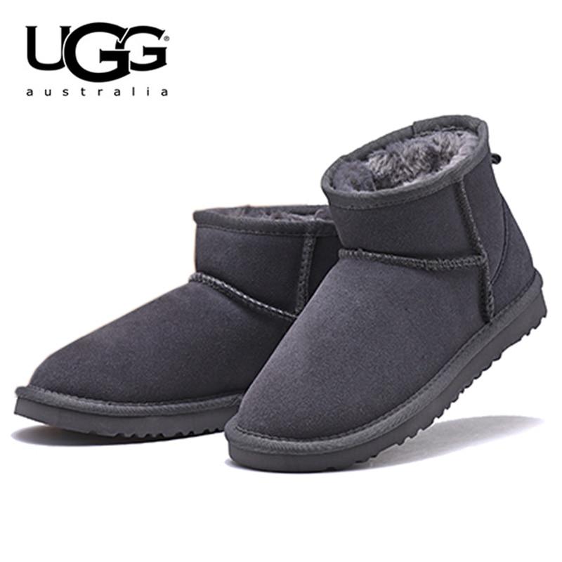 5854 Fourrure Chaussures Neige De Femmes Ugged Bottes Ugg RA5xq71w