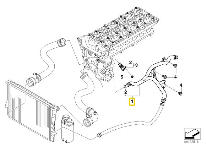E61 Engine Diagram Comprandofacil Co
