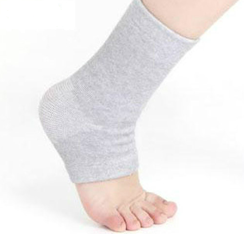 Elastic bamboo charcoal ankle support sports football basketball ankle support thermal thickening dykeheel ankle anti-odor