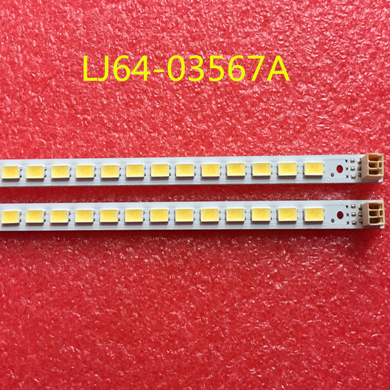 Kind-Hearted Free Shippin New! Computer & Office For Samsung Article Lamp Lj64-03567a Sled 2011sgs40 5630 60 H1 Rev1.0 1piece=60led 455mm