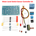 Free Shipping DIY kit Water Level Switch Sensor Controller Kit parts kit Water level inductor learning kit pcb