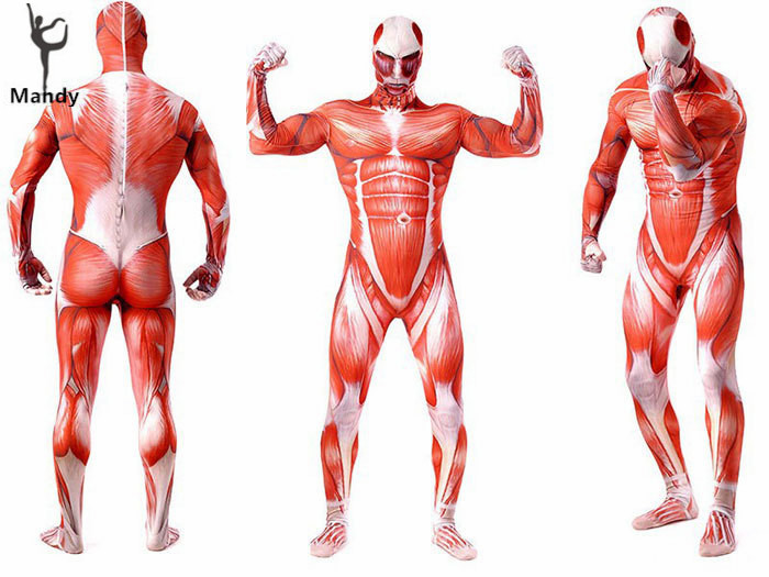 aliexpress : buy attack on titan cosplay muscle suit cosplay, Muscles