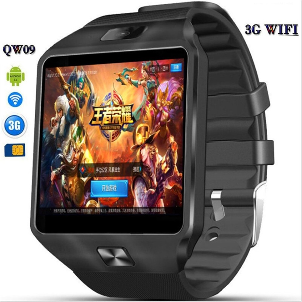 Bluetooth WiFi smart watch reloj android 4.4 mtk6572 dual core 1.2 GHz ROM 4 GB RAM 512 M Smartwatch Para Android iOS PK GT цена