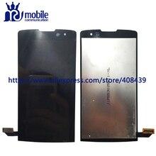 H340 Original Panel Táctil LCD Para LG Leon H340 h320 h324 H340N H326 MS345 C50 Pantalla de Panel Táctil Digitalizador Asamblea