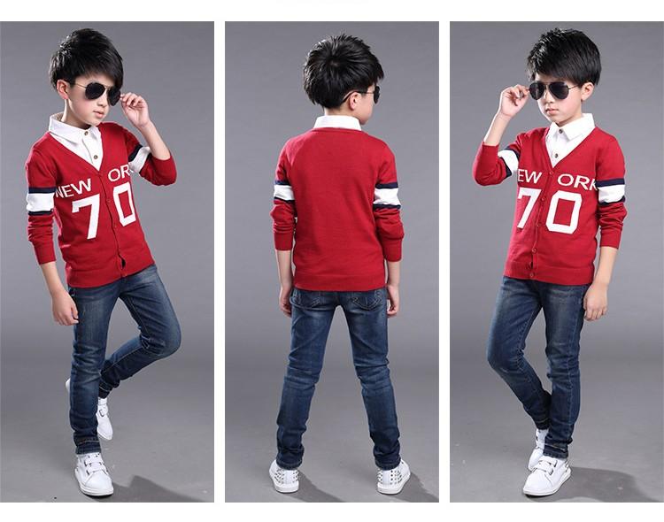Fashion-Children-Knit-Cardigan-Coats-Big-Boys-Gentleman-V-Neck-Outwear-British-Style-New-York-Letter (2)