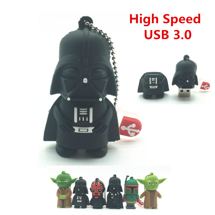 "STAR WARS DARTH VADER 8GB USB STICK 2/"" GREAT GIFT FIGURE"