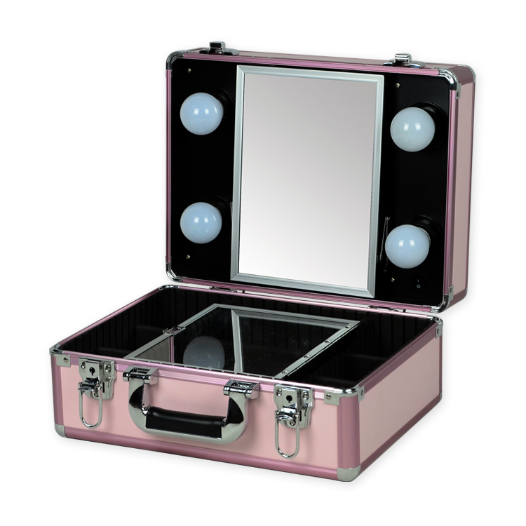 Aliexpress.com : Buy 2016 New Type Make up Vanity Box Case Contouring Beauty Kit Gift Set Mirror ...