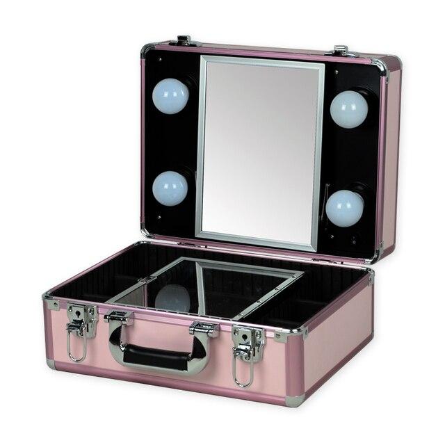 2016 New Type Make Up Vanity Box Case Contouring Beauty