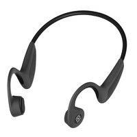 Bluetooth 5.0 bluetooth headphones Bone Conduction Earphones with mic Sweatproof Outdoor Sports Headset for phone iPhone xiaomi