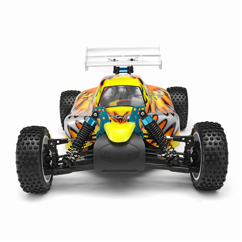 HSP 94107 60km/h 4WD 1/10 Frequency 2.4G Channel 2CH Electric Off Road Buggy RC Car Remote Control Toys For Kids Birthday Gifts rgb led aquarium light fish tank waterproof ip68 5050 smd led bar light lamp submersible remote eu us plug 18cm 28cm 38cm 48cm