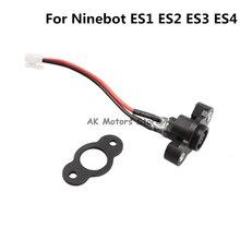 Charge Port Component for Ninebot ES1 ES2 ES3 ES4 Electric Scooter Charging