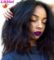 "Middle Long Hair Wigs for Black Women African American Braided Wigs 12""Curly Natural Black Blonde Brown Full Synthetic Wigs"