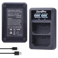 1pc LED Dual USB Charger For Sony NP FZ100 NP FZ100 BC QZ1 Alpha 9 Alpha