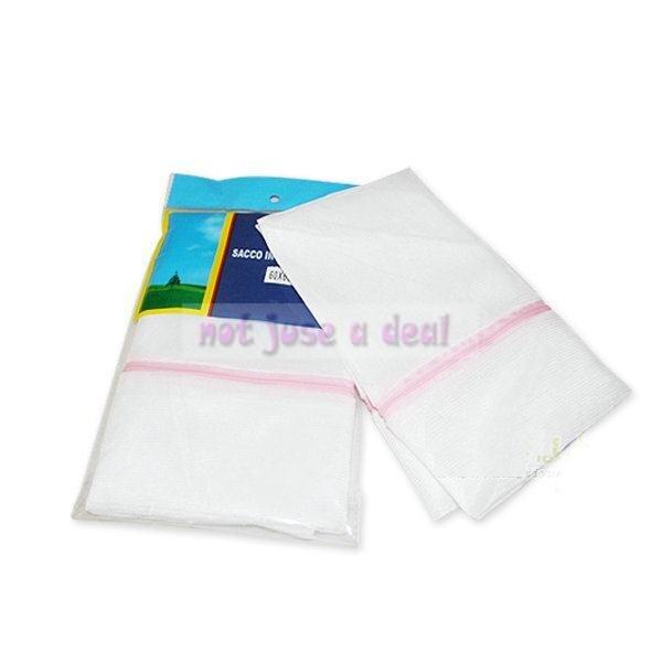 New Laundry Clothes Underware Bra Lingerie Washing Machine Zipper Mesh Bag
