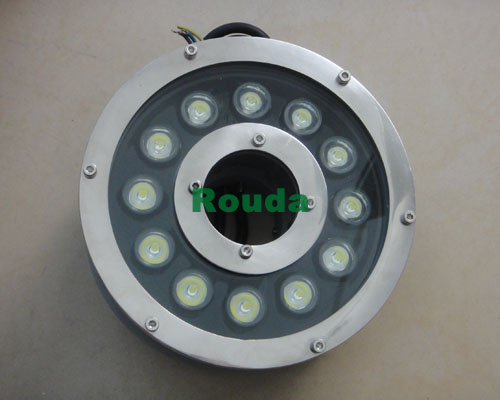 ФОТО Promotion 12w underwater lights fountain taiwan led chips epistar 110-120lm/w 24v swimming pool