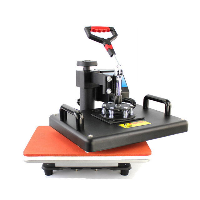 12x15 Inches Heat Press T-shirt Printing Machine 1