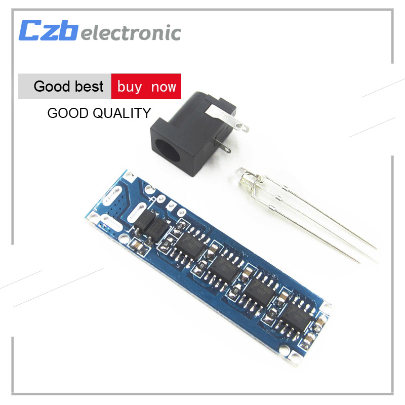 TP4056 4.2V 3A High Current Lithium Battery Charging Board Charger Module цены онлайн