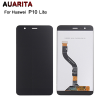 Высокое качество для Huawei P10 Lite ЖК-дисплей Дисплей + Сенсорный экран Замена 5.2 дюймов P10 Lite сотовый телефон Запчасти Бесплатная Инструменты