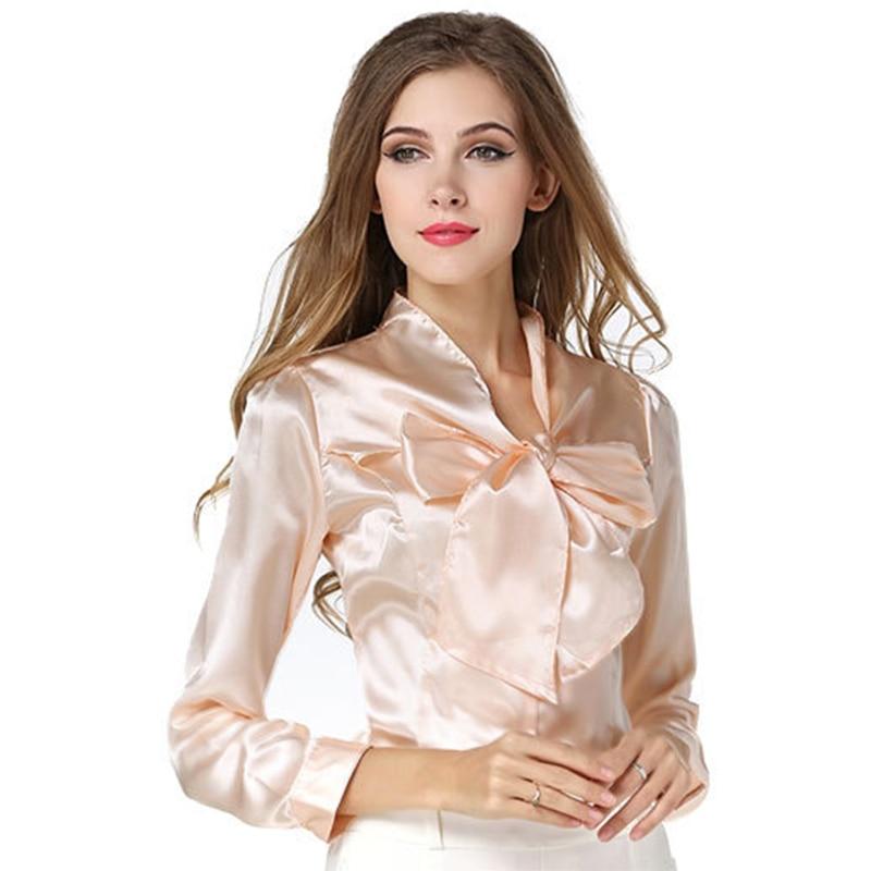 P12 2018 new Korean chiffon shirt female wild self-cultivation bottoming lace V neck female wholesale vestidos