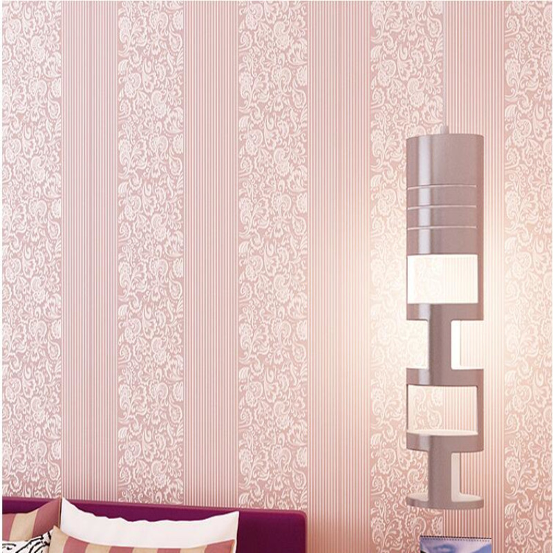 YOUMAN Vertical Stripes 3D Embossed Wallpapers Modern Non-woven Wallpaper Rolls Living Room Bedroom Wallpaper for Walls Decor 3d modern wallpapers home decor solid color wallpaper 3d non woven wall paper rolls decorative bedroom wallpaper green blue