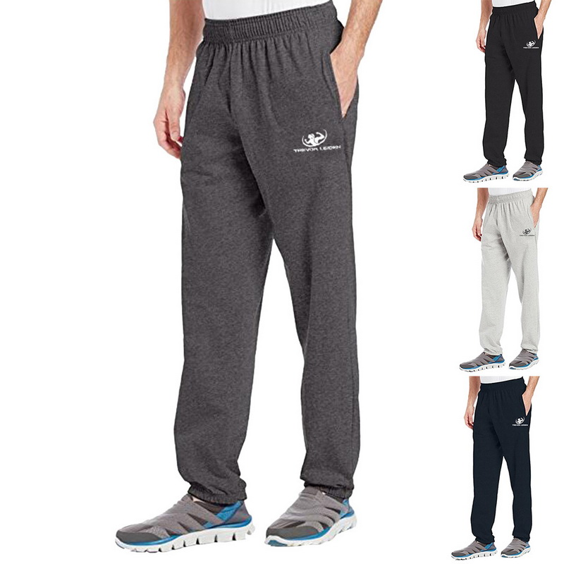CALOFE 2018 Autumn Men Jogging Running Pants Sports Leggings Fitness Compression Pants Training Sweatpants Gym Trousers Cotton