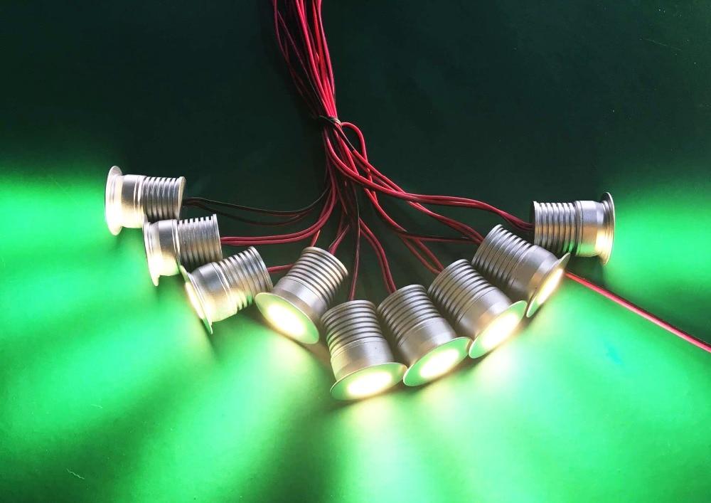 9 կտոր 3W 110V 220V ճառագայթային կենդանի - LED լուսավորություն - Լուսանկար 4
