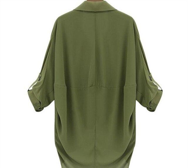 Ropa Mujer Womenswear Blouses Pregnant Women's Chiffon Shirt Plus Size Women Clothing Pregnant Fashion Women's Clothing 3