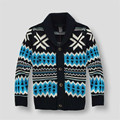 Boys Cardigan 2016 Autumn Winter New Baby Kids Sweater Children Jacket 2-7 Years Old Boys Sweater Cardigans Kids Boy Coat