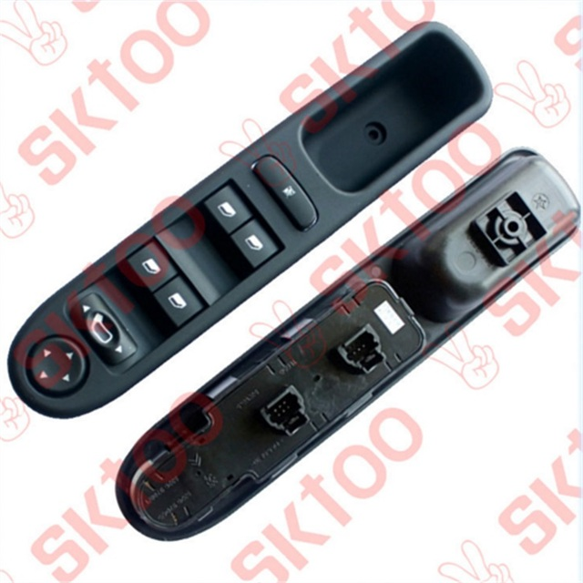 Electric car electric window switch folding window glass lift switch become beautiful 307