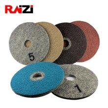 Raizi 20 дюймов сухой бетонный пол полировальная площадка/диск для бетона шлифовальный станок зернистость 0-5