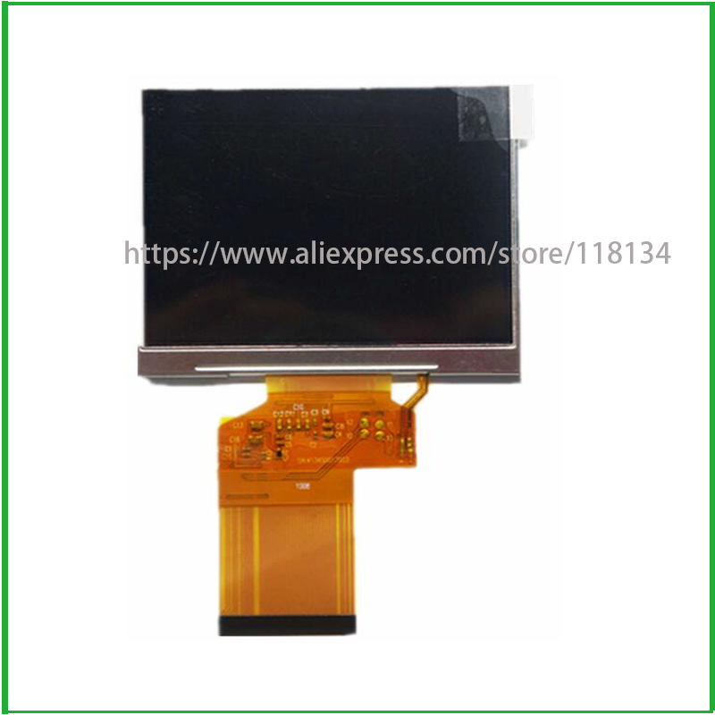 3.5 inch <font><b>HD</b></font> TFT LCD Screen LQ035NC111 for <font><b>Satlink</b></font> <font><b>WS</b></font>-6902 6905 <font><b>6906</b></font> 6908 6909 6912 image