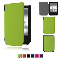 Smart Protective Cover Case For Pocketbook Touch HD 631 Ereader