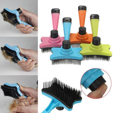 Pet Accessories  Professional Puppy Cat Hair Grooming Slicker Comb