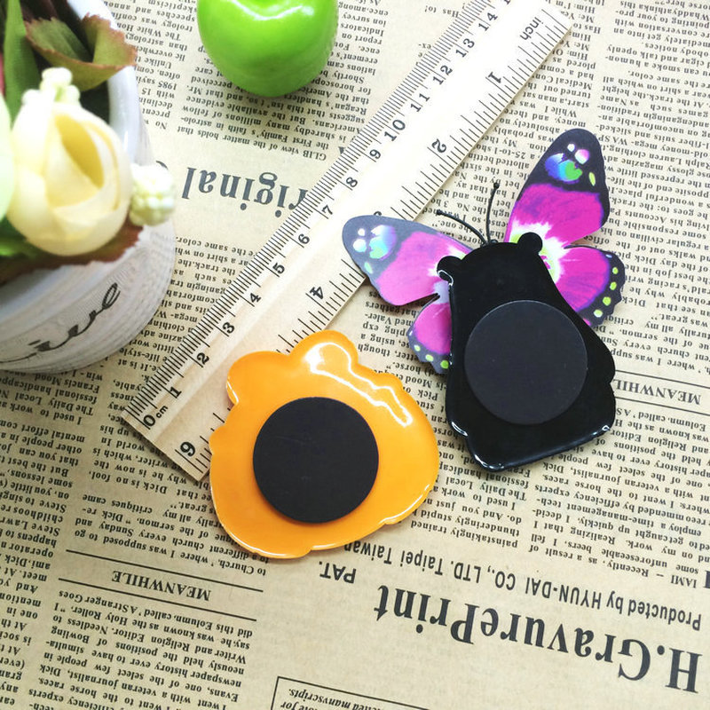 1Pcs Bear and Cat Silicone Cartoon Animal Fridge Magnets Whiteboard Sticker Refrigerator Magnets Kids Gifts Home Decoration in Fridge Magnets from Home Garden
