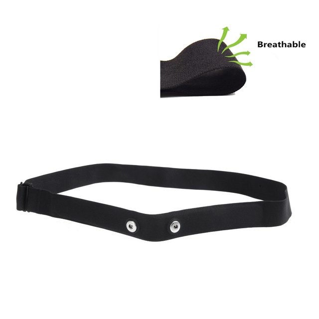 US $3 48 5% OFF|New Sale Chest Belt Strap for Polar Wahoo Garmin magene  bryton for Sports Wireless Heart Rate Monito-in Bicycle Computer from  Sports &