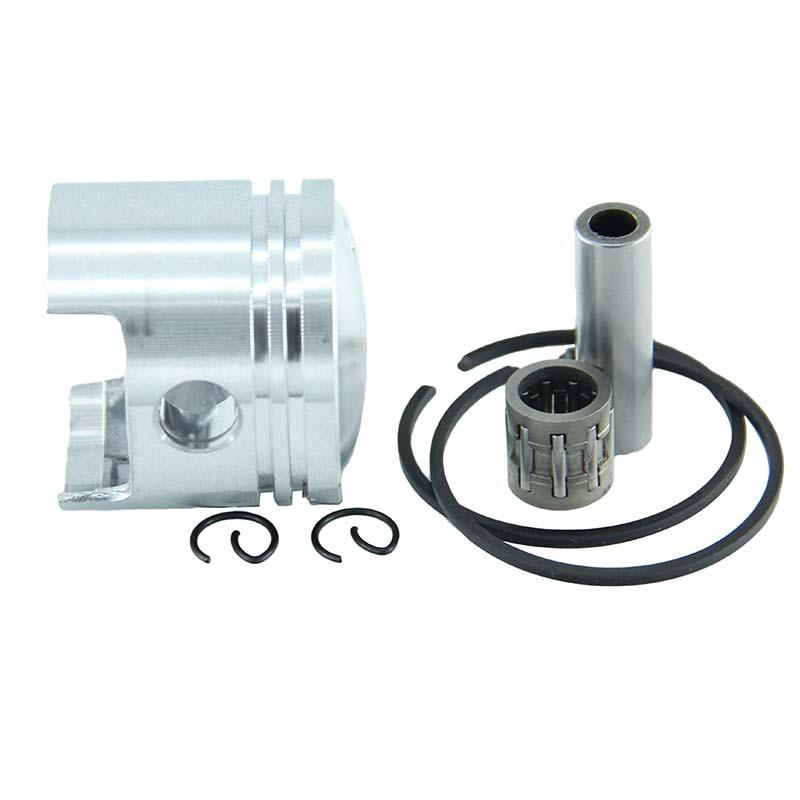 Pair Piston Wrist Pin Clip ATV 47cc//49cc // Pocket Bike Dirt Bike 10mm