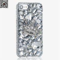 For Samsung Galaxy J7 J5 Prime 2016 2015 J700 J500 J710 J510 Luxury Clear Crystal Rhinestone