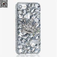 For Samsung Galaxy J7 J5 Prime 2016 2015 J700 J500 J710 J510 Luxury Clear Crystal Rhinestone