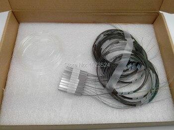 Free Shipping 10pcs/lot 1x8 Bare Fiber Optic PLC Splitter free shipping 10pcs lot 2sj6920 j6920 20a 1700v 60w to3pl