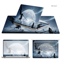 Free Cutting Laptop Stickers With Same Style Mouse Pad Skin For Lenovo M51 80 Miix2 10