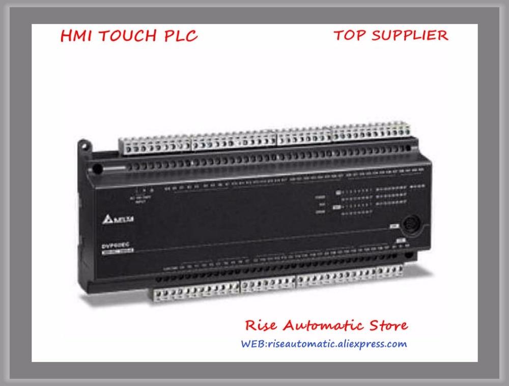 DVP60EC00T3 New Original PLC EC3 series 100 240VAC 36DI 24DO Transistor output